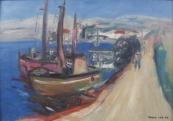 Jaroslav Trnka - Way at the dock