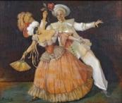 Oskar Seifarth - Pierrot a lady