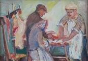 Vlastislav Bohac - At the butcher