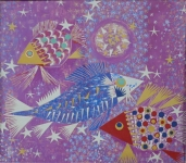 Jan Kudlacek - Fish and Stars