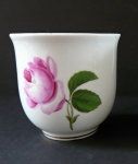 Cup empire with roses - Meissen