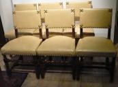 Neorenaissance chair