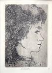 Ludmila Jirincova - Portrait of girl