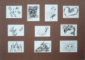 Jan Kudlacek - Ten illustrations