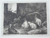 Jan Nowopacky - The sheepfold