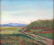 Alois Prochazka - Way in the fields