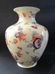 Porcelain vase with Japanese decor - Thomas