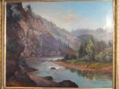 Vilem Ströminger -  Romantic landscape