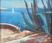 Bozena Kuhnova - Komancova, Sea view