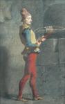 Josef Kessler - Esquire with crossbow