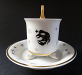 Cup of the zodiac sign of Cancer