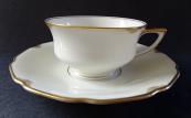 Moka cup with a gilded line - Neurohlau