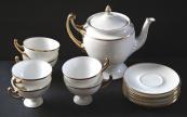 Tea service in empire shape - Alt Rohlau