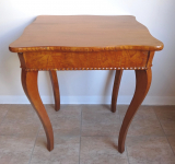 Square Table - Late Biedermeier
