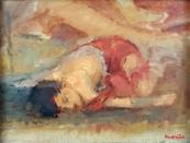 Jan Kudlacek - Study from the Academy