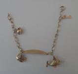 Bracelet with pendants from Avignon