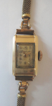 Gold Ladies Wristwatch