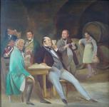 By Josef Navratil - In the wine cellar