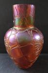 Art Nouveau vase - Palme König