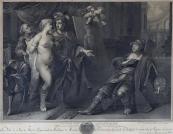 Johann Gotthard von Mülller - Alexandr a Apeles