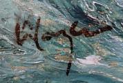 Karel Langer - Mořské vlny s útesy (5).JPG