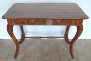 Biedermeierový stůl se šuplíkem (2).JPG