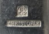 Postříbřené rybí příbory, v kazetě - Christofle, Paříž (5).JPG