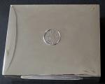 Stříbrná kazeta, s mincí - Jezler, Švýcarsko (1).JPG