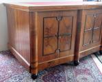 Velký reprezentativní stůl a knihovna - Art deko (5).JPG