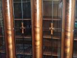 Velký reprezentativní stůl a knihovna - Art deko (8).JPG