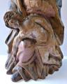 Dřevěné sousoší, Pieta - setřelá polychromie (5).JPG