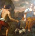 Setkání Jákoba s Ráchel - kolem roku 1700 (4).JPG