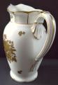 Konvička a dva šálky, zlaté kvítky - Rosenthal (3).JPG