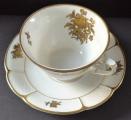 Konvička a dva šálky, zlaté kvítky - Rosenthal (5).JPG