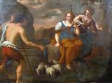 Setkání Jákoba s Ráchel - kolem roku 1700 (2).JPG