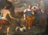 Setkání Jákoba s Ráchel - kolem roku 1700 (3).JPG