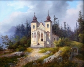 Mayer - Pilgrimage little church or chapel