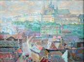 Josef Novak - Prague castle