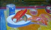 Jan Mehl - Kitchen still life