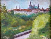 Emanuel Hosperger - Prague castle