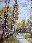 Vaclav Kostelecky - Birches