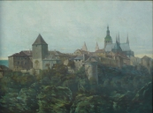 Friedrich Krampf - Prague Castle