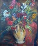 Jaroslav Novak - Flowers in a jar