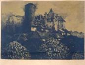 Ferdinand Engelmüller - Castle Pernstejn