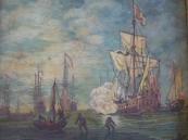 Willem van de Velde the younger - Port, copy