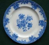 Pottery plate - Venetian