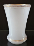 Cup of milk glass