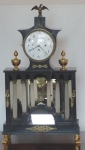 Empire table clock - Prague