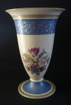 Vase with flowers - Rosenthal