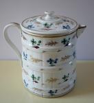 Porcelain pail - Vienna